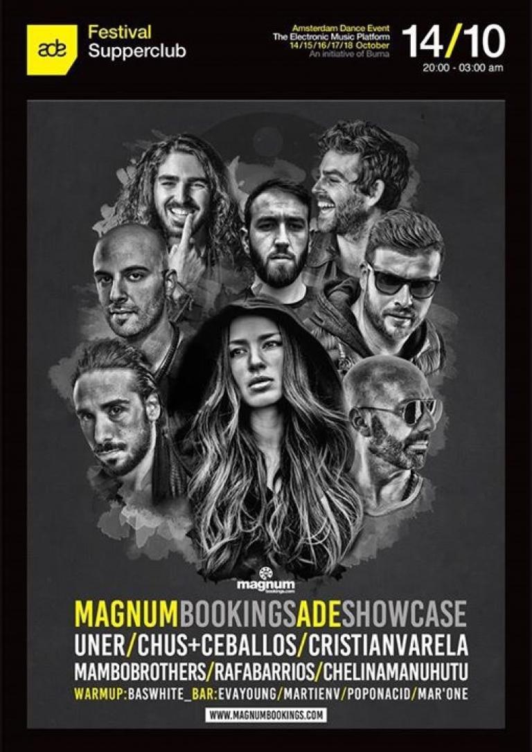 Magnum Bookings Showcase