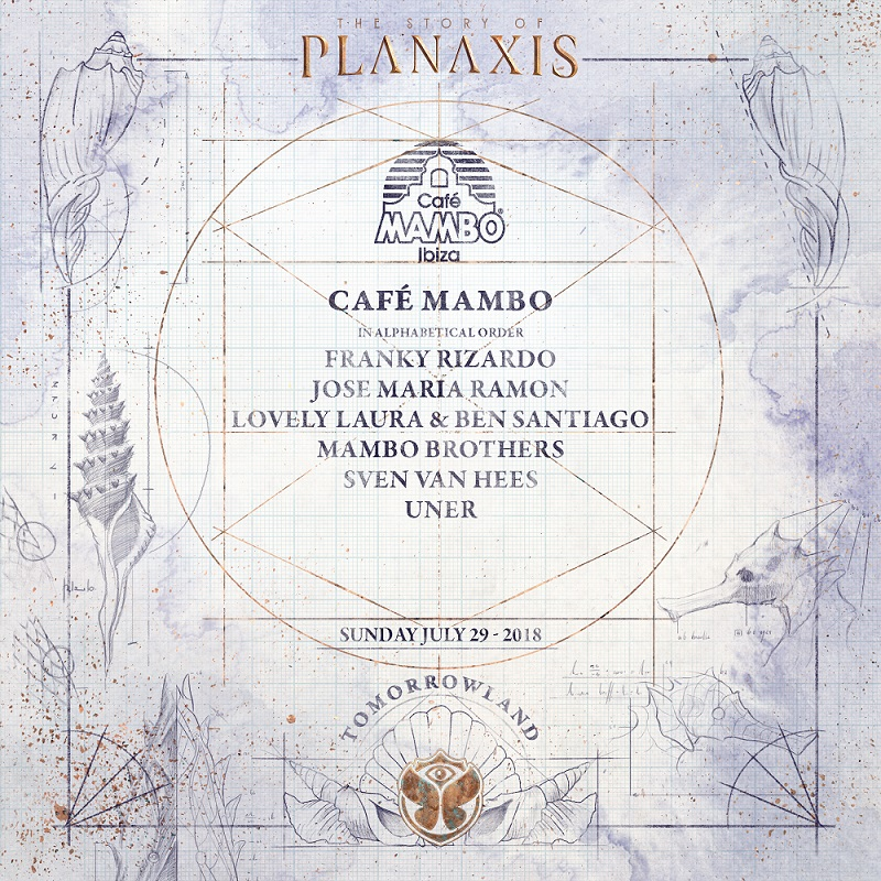 Café Mambo stage confirmed at Tomorrowland!