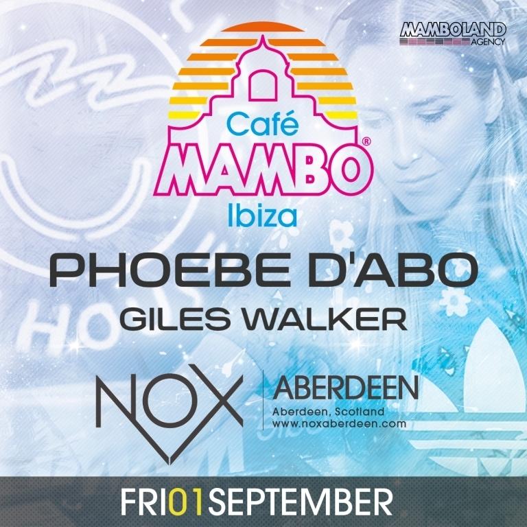 Mambo On Tour - Aberdeen