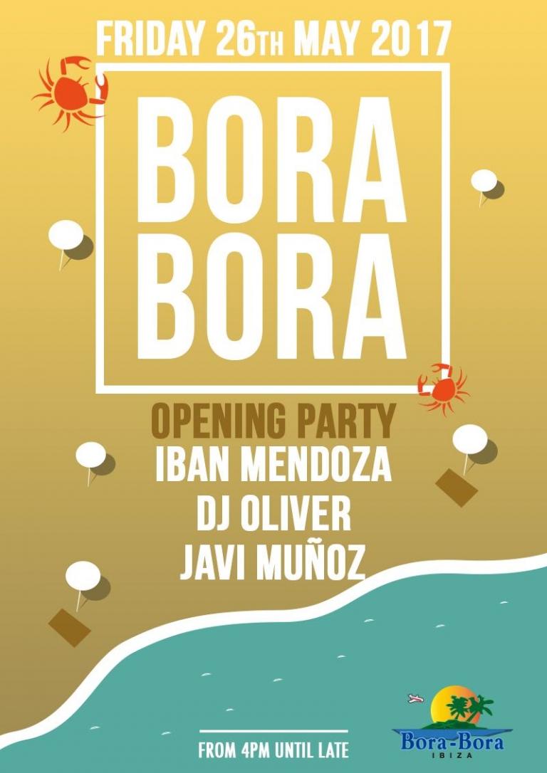 Bora Bora Opening Party
