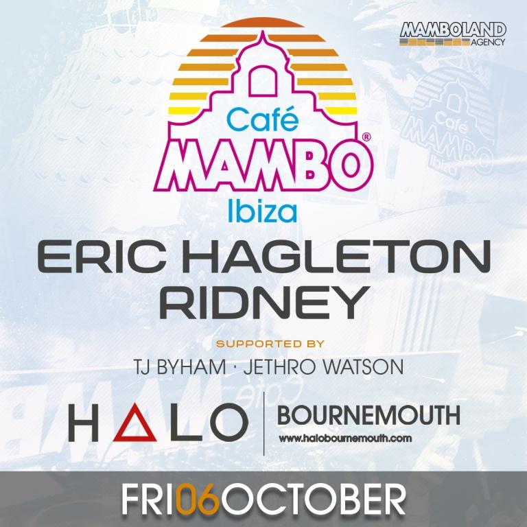 Mambo On Tour - Bournemouth
