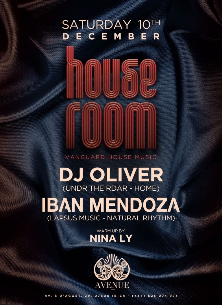 House Room @Avenue (Ibiza)