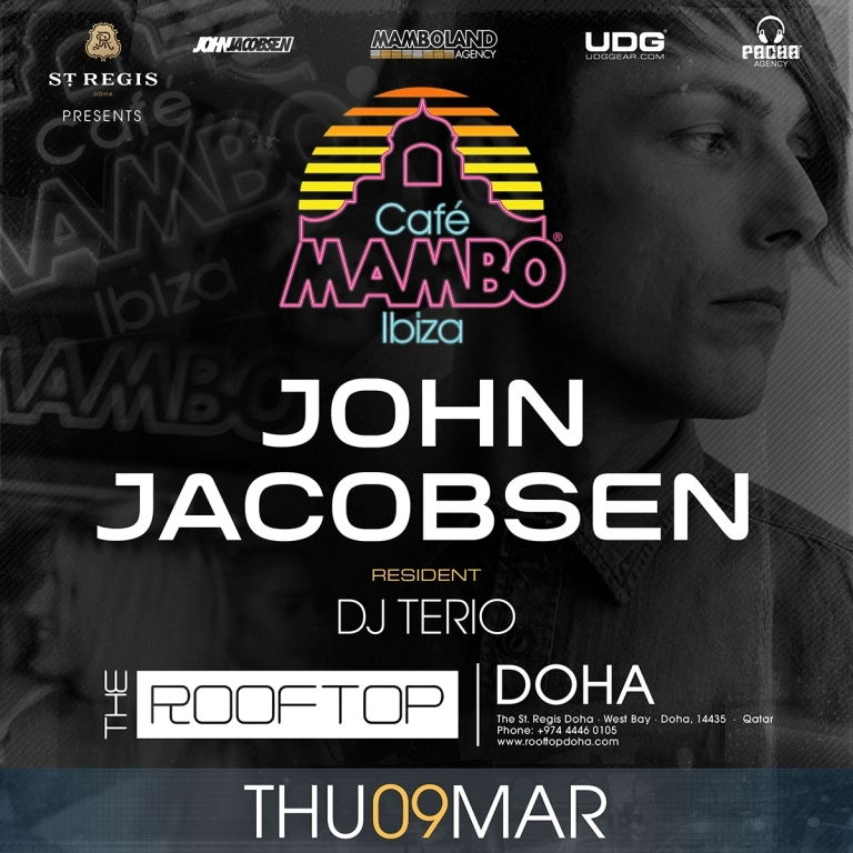 MAMBO ON TOUR - DOHA