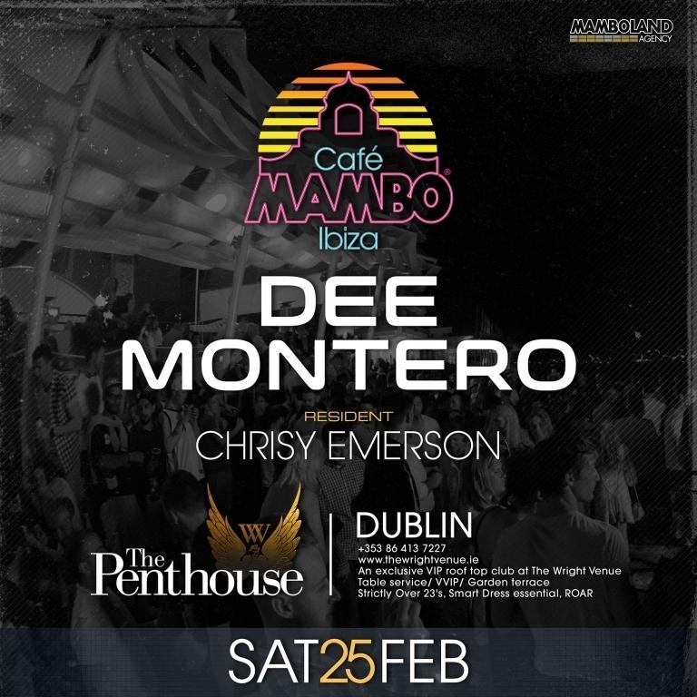 MAMBO ON TOUR - DUBLIN