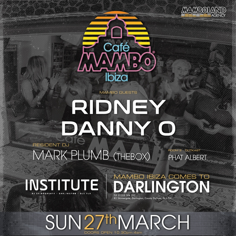 Mambo on Tour