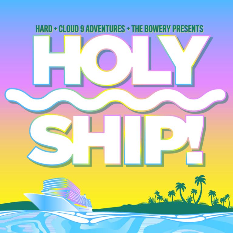 Holy Ship 2017