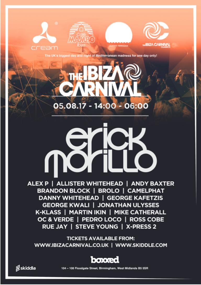 Ibiza Carnival 2017