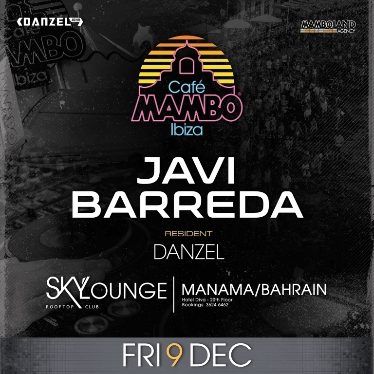 MAMBO ON TOUR - MANAMA (BAHRAIN)