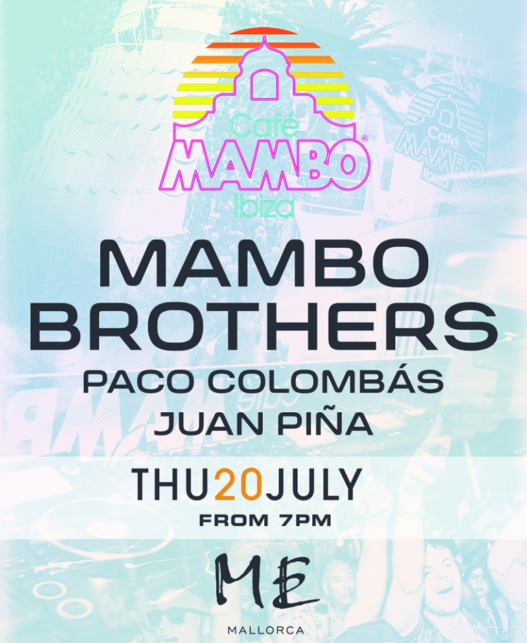 Café Mambo Pop Up