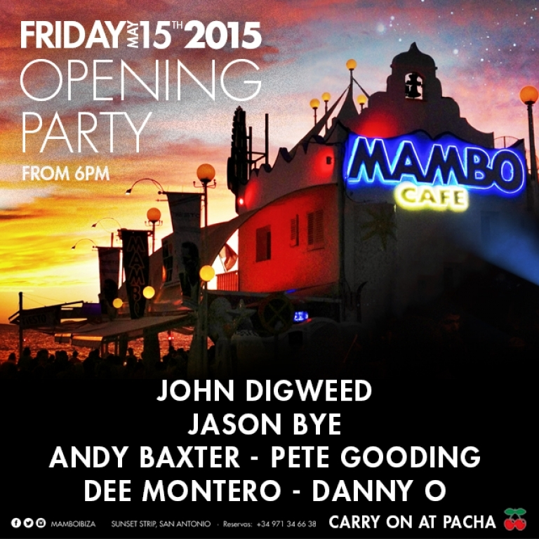 Mambo Opening Party