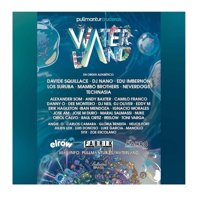 WATERLAND 2017