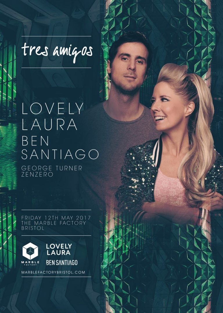Lovely Laura & Ben Santiago