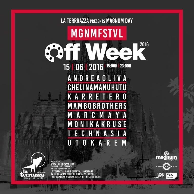 Magnum Showcase - Off Sonar