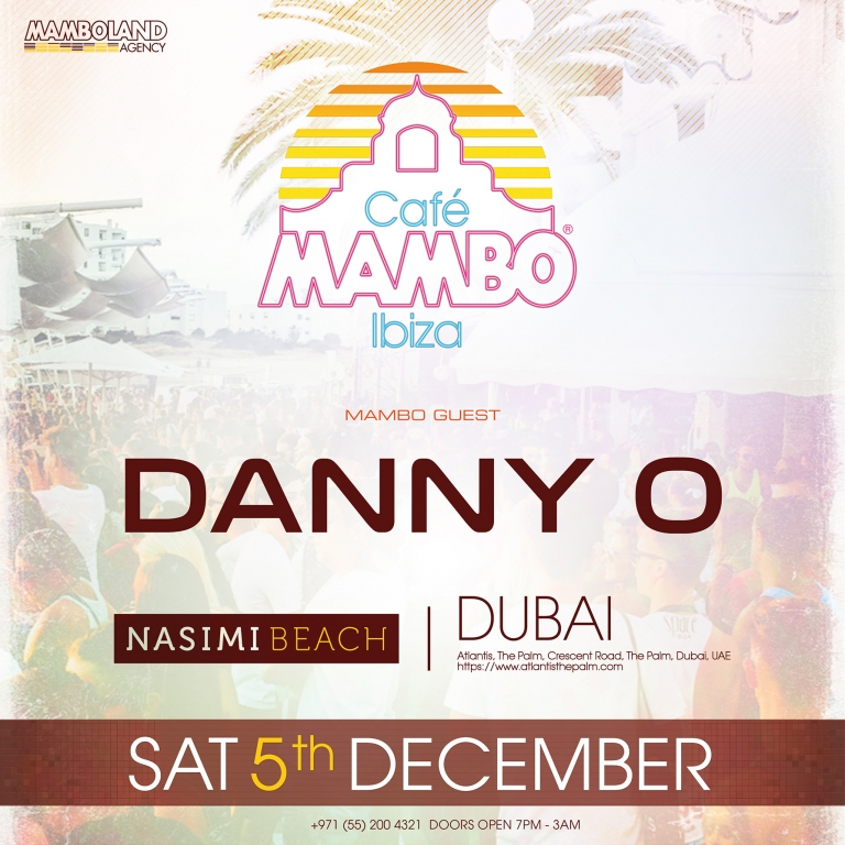 Mambo on Tour