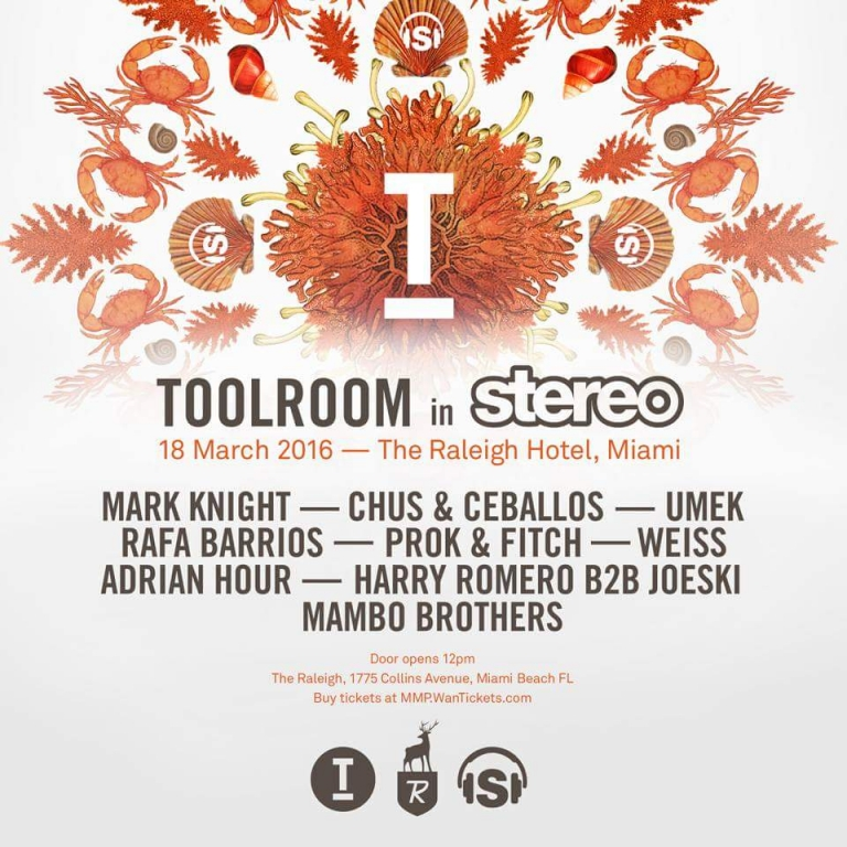 Toolrooms WMC