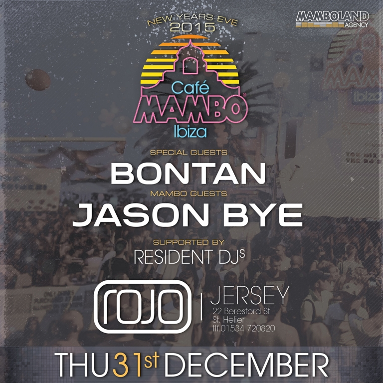 Mambo on Tour NYE