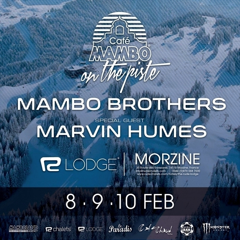 Mambo on the Piste 2017
