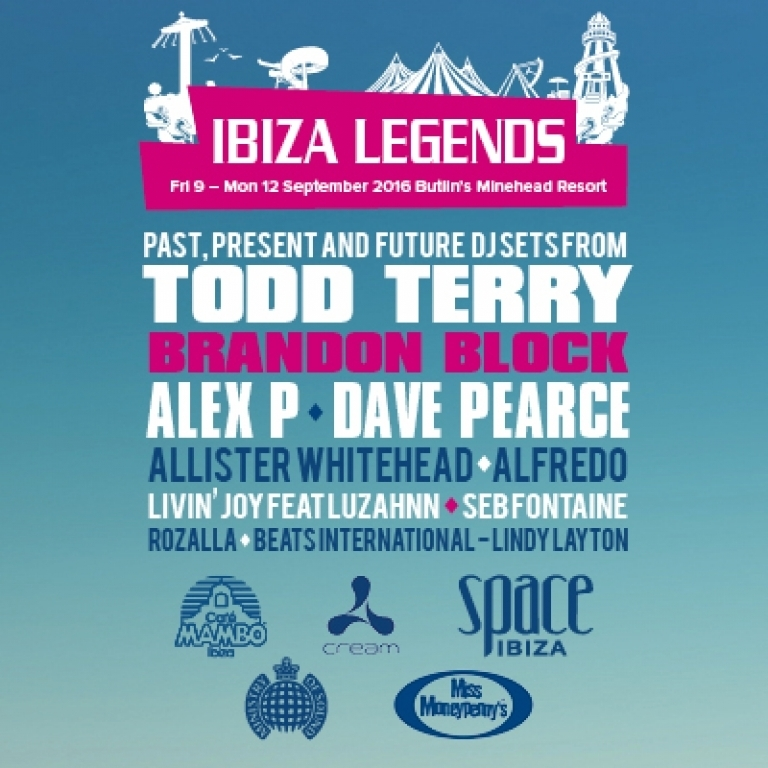 IBIZA LEGENGS