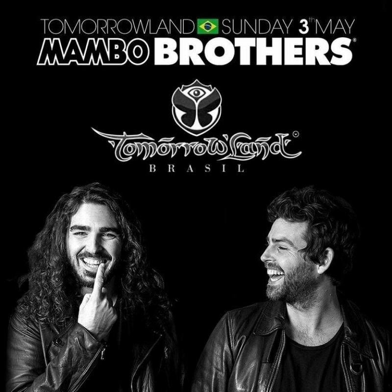 Mambo Brothers at Tomorrowland Brazil