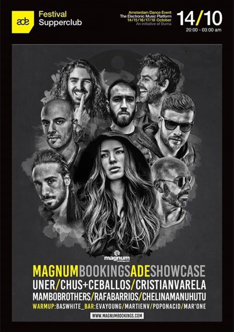 Mambo Brothers - Magnum Bookings ADE showcase