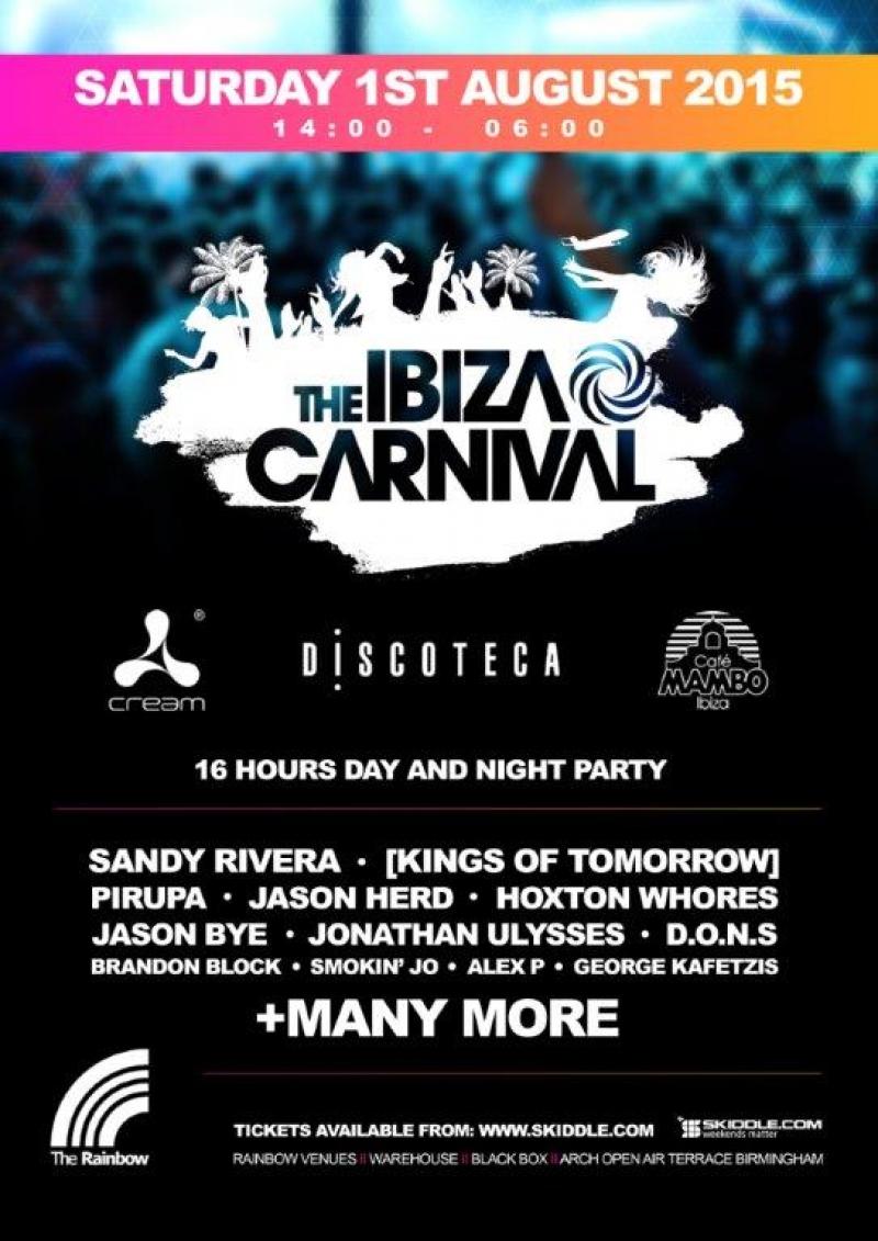 Ibiza Carnival