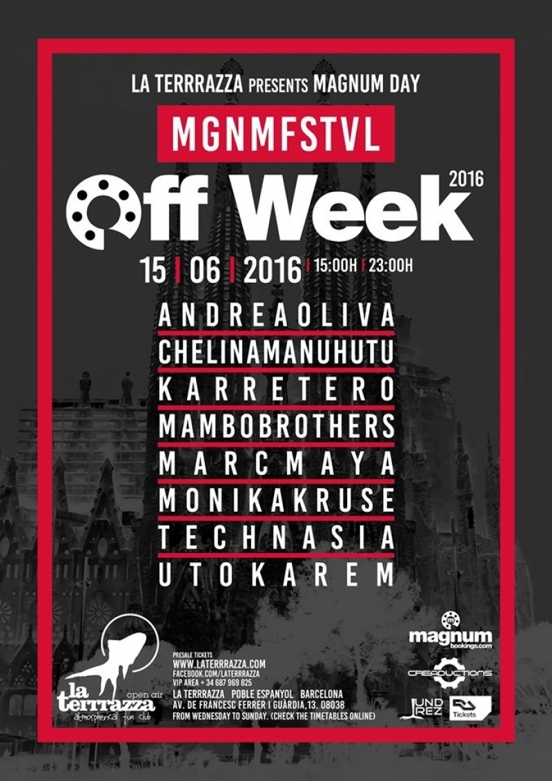 Mambo Brothers at Off Week, Sonar 2016