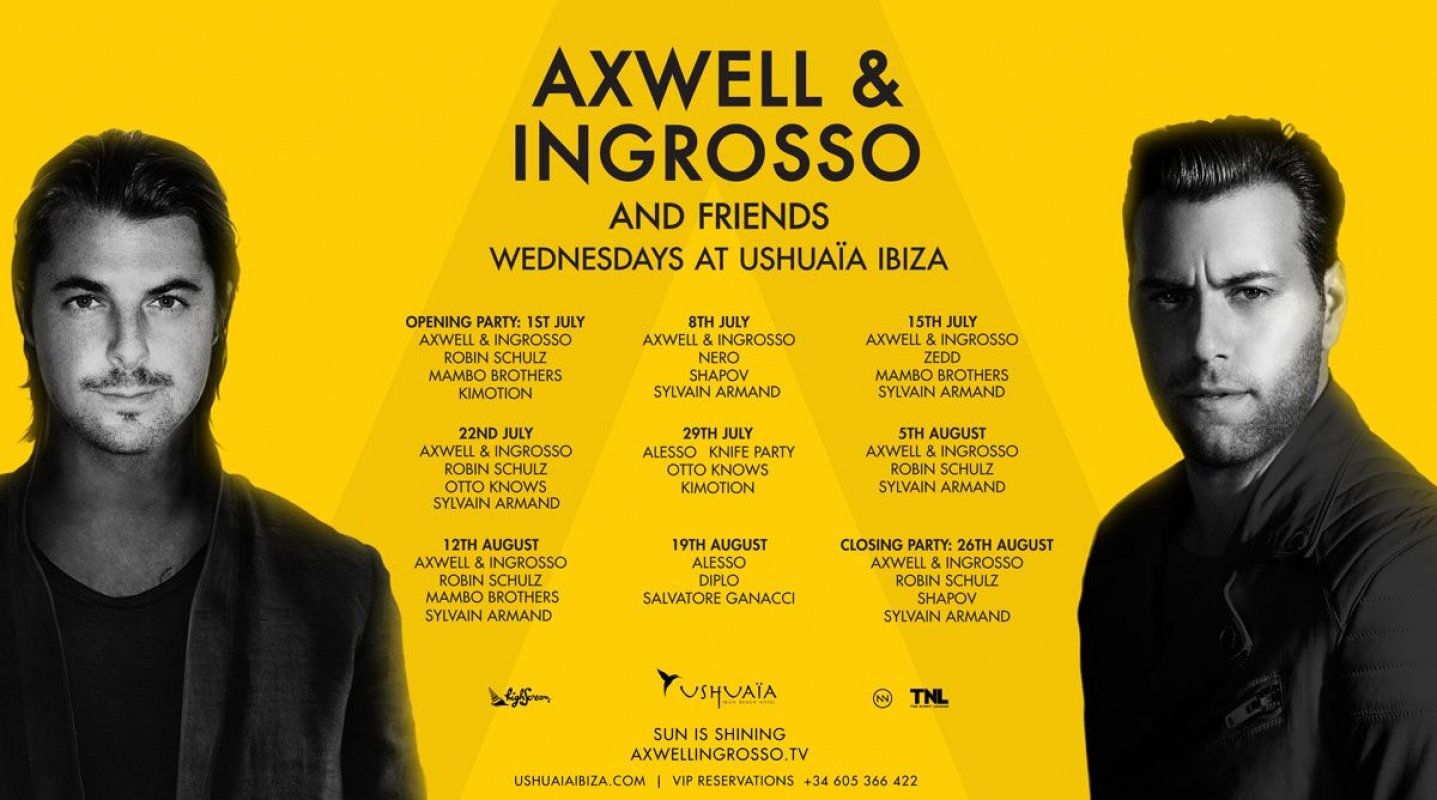 Mambo Brothers @ Axwell & Ingrosso