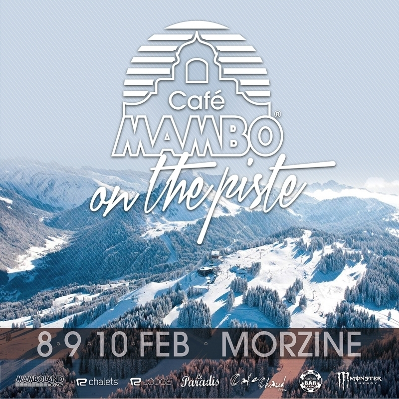 Mambo on the Piste returns for 2017